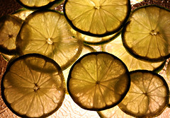 2017 Lime Slices (dominotic) Tags: 2017 food limeslices fruit citrusfruit