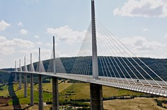 Millau Bridge - France (Globetreka) Tags: france millau millaubridge europe bridge architecture flickrglobal photographersgonewild theworldinflickr checkoutmynewpics photographersreallygonewild allaroundtheworld worldtrekker flickraward