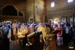 78. Patron Saint's day at All Saints Skete / Престольный праздник во Всехсвятском скиту