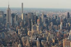 Midtown Manhattan (Dan_DC) Tags: newyorkcity urban panorama downtown view skyscrapers manhattan midtown backgrounds empirestatebuilding wtc bigcity oneworldtradecenter