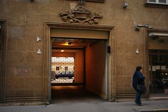 Former Stühmer Chocolate Factory (elinor04 thanks for 34,000,000+ views!) Tags: street door building architecture hungary factory budapest style ornaments artdeco portal former józsefváros stühmer