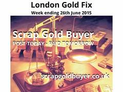 London Gold Fixing 26th June 2015 (kep19563) Tags: gold goldfix goldprice londongoldfix goldfixgbp sterlinggoldprice sterlinggoldfix goldfixing