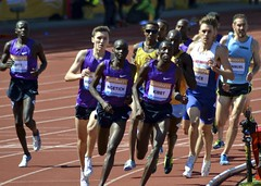 1500 metres final (Mount Fuji Man) Tags: athletics outdoor grandprix birminghamuk 2015 diamondleague