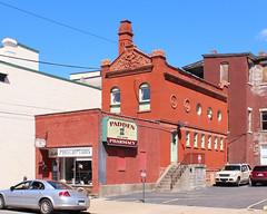 Padden Pharmacy (Eridony) Tags: pharmacy westvirginia wheeling ohiocounty eastwheeling