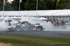 Mad Mike ({House} Photography) Tags: goodwood festival speed car automotive chichester westsussex housephotography timothyhouse race hill climb motorsport mad mike whiddett redbull rx7 mazda fd formula drift worldcars