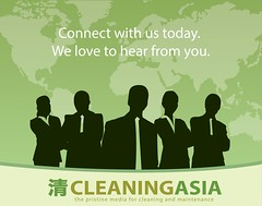 Connect with Us Today (CleaningAsia.com) Tags: