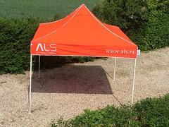 Quick Folding Tent - Goede Doelen Tent