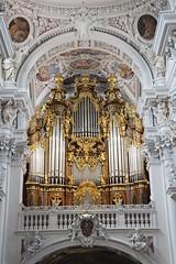 Orgel des Passauer Domes