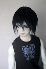 Kirito (Jane Sh) Tags: anime art online sword bjd volks abjd hijikata toshizo kirito bjdboy