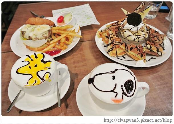 主題餐廳,主題餐廳懶人包,全台主題餐廳攻略,主題餐廳推薦,Hellokitty,kumamon,miffy,snoopy,醜比頭,阿郎基,小小兵-LongTimeAgo Cafe