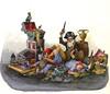 Here be the treasure (Tom Simpson) Tags: illustration vintage treasure disneyland pirates disney pirate 1960s piratesofthecaribbean conceptart marcdavis imagineer treasureroom vintagedisney