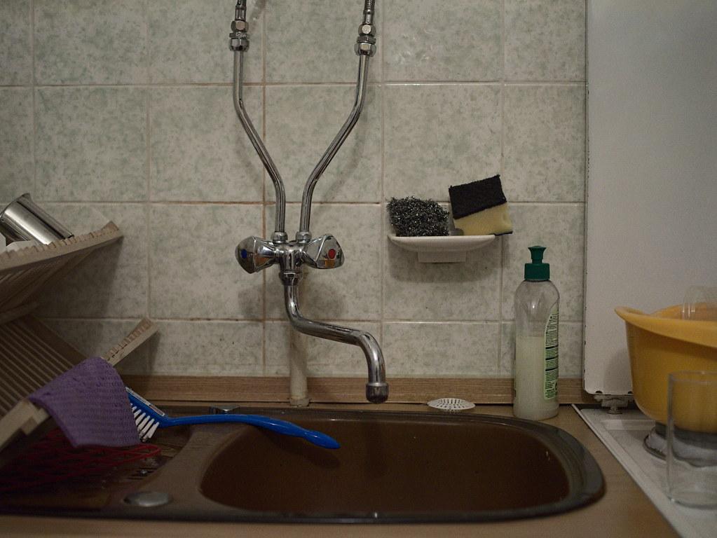 The Worlds Best Photos of faucet and wasserhahn  Flickr  ~ Spülbecken Flach