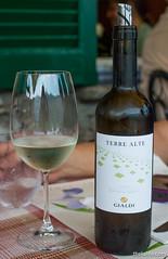 Terre Alte bianco merlot (luyaozers) Tags: switzerland ticino wine terre merlot bianco alte gandria locanda gandriese