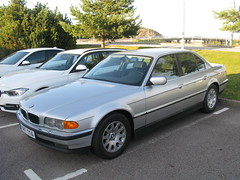 BMW 740i E38 (nakhon100) Tags: cars bmw v8 7series 7er e38 740i 735i