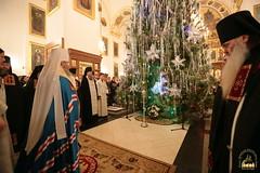 012. Nativity of the Lord at Lavra / Рождество Христово в Лавре 07.01.2017