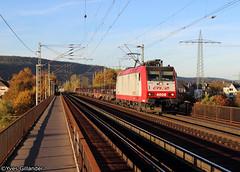 CFL Cargo 4008, Trier-Pfalzel 30.10.2016 (Trainspotting-Wiki) Tags: cfl cargo 4000 4008 trier ehrang pfalzel