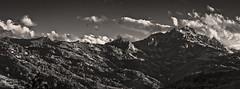 Peña Mea (Jose Antonio. 62) Tags: spain españa asturias peñamea mountains montañas clouds nubes laviana beautiful bw blancoynegro blackandwhite naturaleza nature