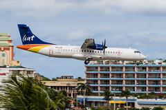 LIAT ATR 72-600_AS5J2046 (RJJPhotography) Tags: sxm tncm princessjulianainternationalairport caribbean vacation