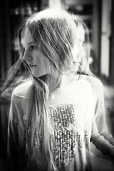 Ghost (Suofei) Tags: portrait bnw blackwhite doubleexposure ghost girl