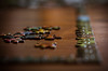 Puzzling 16/365 (Watermarq Design) Tags: puzzle pieces bokeh dof lowlight perspective 365project onthetable tabletop games