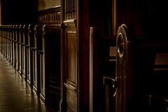 Confessionnal (martinmenard757) Tags: martin menard eglise confessionnal stetherese quebec canada 105mm 25