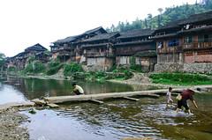 3_Liuzhou 柳州市 Feng`yu_Bridge,San`Jiang_county 三江风雨桥 , 侗寨风情1 (nancy.liew) Tags: guangxi 广西壮族自治区 liuzhou 柳州市