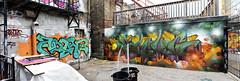 quickage-DSC_0700-DSC_0701 v2 (collations) Tags: ontario toronto graffiti adore lsd lsdcrew ttt tttcrew smug