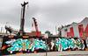 Hackney Wick street art, London (chripony29) Tags: spray rail wallart street hackneywick urbanstreetart graffiti urbanart londongraffiti wall station fence graffart graff canonphoto londonstreetart graffitiphotography aérosol travaux graffitiart mur wip londonart londonstyle paint wallporn urban hackneystreetart london urbanphotography aerosolart canoneos5dmarkiii sprayart fresque streetart urbanstyle streetartphotography