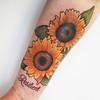 #tattoos Sunflower piece for Sarah today! 🌻 Spot the sneaky lady beetle 🐞  #sunflower #sunflowertattoo #flower #flowertattoo #scarcoverup (DreaDarling) Tags: sunflower tattoos scarcoverup flowertattoo flower sunflowertattoo