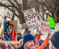 2017.01.29 No Muslim Ban Protest, Washington, DC USA 00274