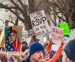 2017.01.29 No Muslim Ban Protest, Washington, DC USA 00274