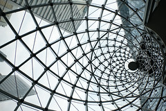 Canopy (fredMin) Tags: travel canopy architecture city building bangkok lines thailand xt1 fujifilm