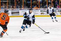 "Missouri Mavericks vs. Wichita Thunder, February 3, 2017, Silverstein Eye Centers Arena, Independence, Missouri.  Photo: John Howe / Howe Creative Photography • <a style=""font-size:0.8em;"" href=""http://www.flickr.com/photos/134016632@N02/32561328482/"" target=""_blank"">View on Flickr</a>"