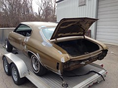 """1970 Chevelle • <a style=""""font-size:0.8em;"""" href=""""http://www.flickr.com/photos/85572005@N00/32594957602/"""" target=""""_blank"""">View on Flickr</a>"""