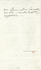DUPREZ, Gilbert, Dublin, 22/05/1845, p.2/2 (Operabilia) Tags: opéra opera goldenage claudepascalperna autographe autograph gilbert duprezcaroline duprez operabilia dominiquejpréaux lirica dominiquepréaux