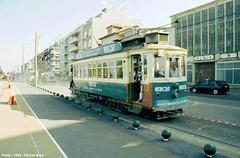 Avenida do Brasil (ernstkers) Tags: 276 brill stcp stcp276 streetcar tram tramvia tranvia trolley elctrico strasenbahn bonde sprvagn
