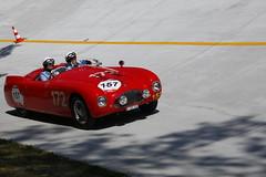 _MM16659 (Foto Massimo Lazzari) Tags: pista motori parabolica sopraelevata 1000miglia revisione autostoriche autodromodimonza