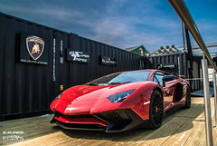 Lamborghini Aventador SV (EmmeDiPhotography) Tags: photography automotive lamborghini sv monza 2015 blancpain aventador supertrofeo emmedi
