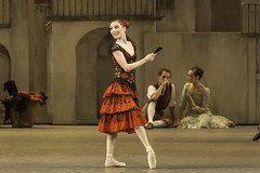 Cast Change: Sarah Lamb to dance in <em>Don Quixote</em> on 13 June 2015 at the Kennedy Center, Washington D.C.