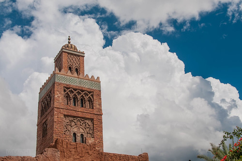 "A Moroccan Minaret • <a style=""font-size:0.8em;"" href=""http://www.flickr.com/photos/8980678@N03/18339902272/"" target=""_blank"">View on Flickr</a>"