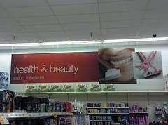 health & beauty (l_dawg2000) Tags: old usa vintage mississippi store unitedstates flood corinth departmentstore ms remodel 90s kmart bluelightspecial bigk remodeled discountstore