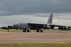61-0040 B-52H USAF (ChrisChen76) Tags: usa usaf b52 fairford unitedstatesairforce b52h