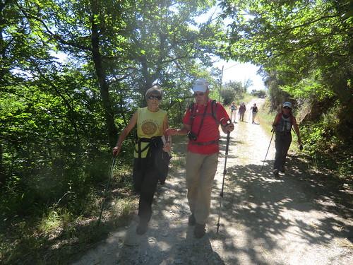 Fotografía Paquita Valdi Marcha 391 27 y 28 de Junio Parque Natural de la Encina de Lastra Ourense 2 (4)