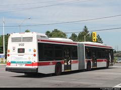 Toronto Transit Commission #9132 (vb5215's Transportation Gallery) Tags: toronto bus nova ttc transit commission artic lfs 2014