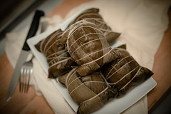 Chinese Sticky Rice Dumpling or Zoong (KLnyc) Tags: rice sticky chinese dumpling zong zings