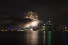 DTM_2750r (crobart) Tags: eve lake toronto ontario canada skyline night island downtown day fireworks centre skydome harbourfront rogers 2015
