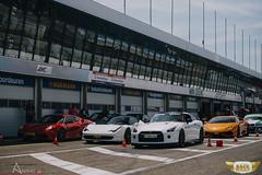 Group of supercars (Ansho.nl) Tags: netherlands race track european nissan events group huracan wars circuit scuderia zandvoort supercars gtr petrolhead racewars 458