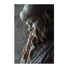 *.*.*.*.*.*.*.*.*.*.*.*.*.*.*.*.*. (ben oït) Tags: sculpture statue beard agora barbe profil athènes artgrec