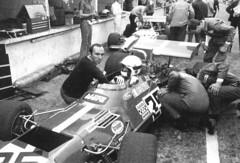 1970 - F1 - Brian Redman - De Tomaso Williams (4) (Alevil Racing Cars) Tags: f1 1970 brianredman detomasowilliams