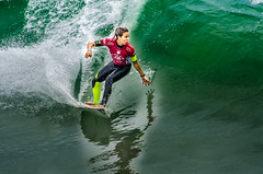 VANS US Open Surfing Championship @2014 (Surendra Sajwan) Tags: beach huntington surfing nikond7000 nikon28300mm